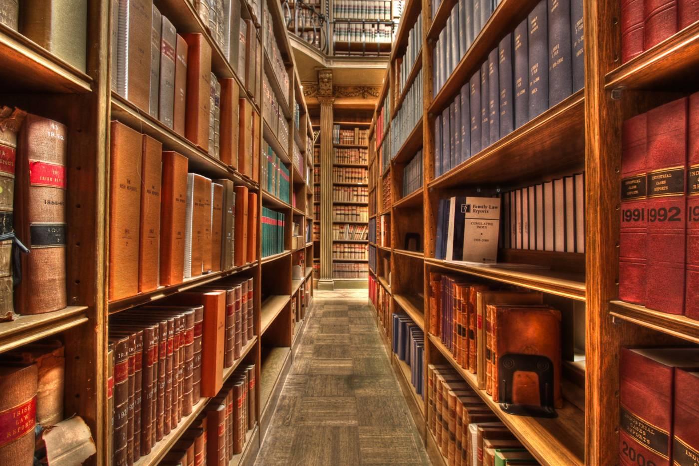 toronto hidden library room
